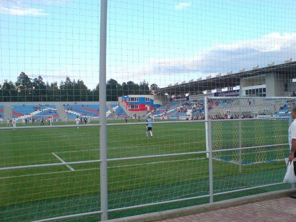 Stadion Rossiyanka, Krasnoarmeysk