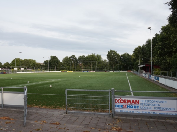 Sportcomplex Middelweg, Hoorn