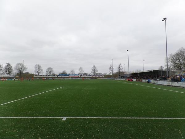 Sportpark Middenwetering, Kampen