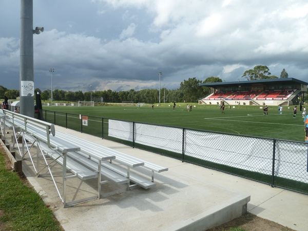 Lilly Homes Stadium, Blacktown