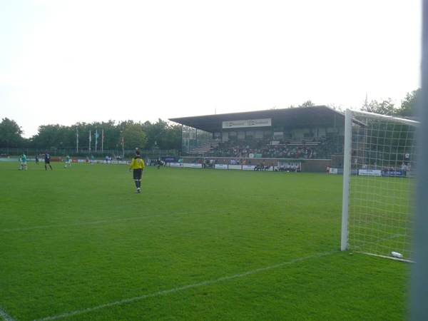 Stadion De Blauwe Kei, Breda
