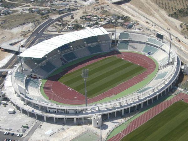 Panthessaliko Stadio, Volos