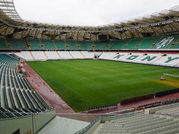 Konya Büyükşehir Torku Arena, Konya