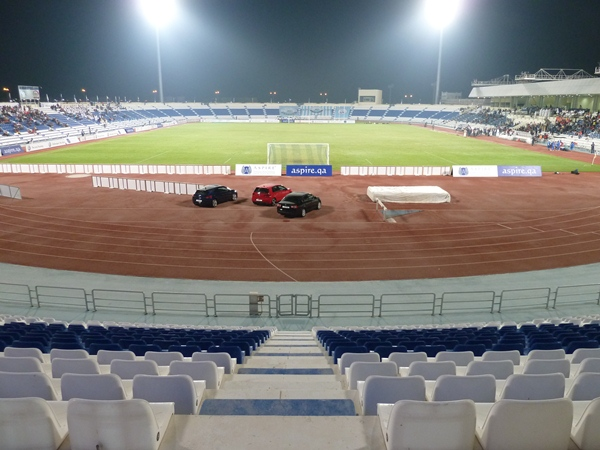 Al-Khwar Stadium, Al-Khor