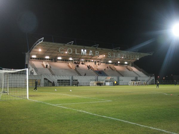 Colmar Stadium, Colmar