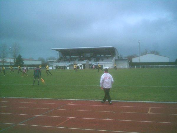 Stade Jean-Claude Agneray, Marck