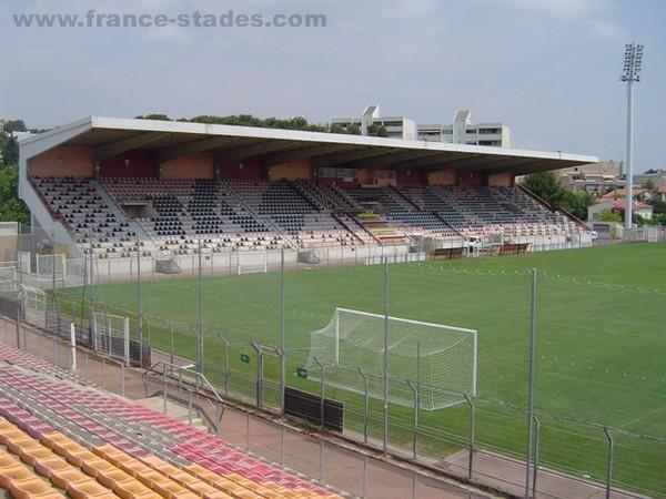 Stade Francis Turcan, Martigues
