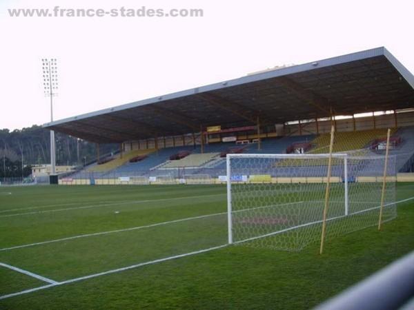 Stade de Bon-Rencontre, Toulon