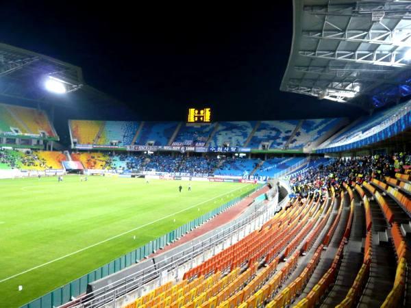 Suwon World Cup Stadium, Suwon