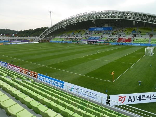 Namdong Rugby Stadium, Namdong