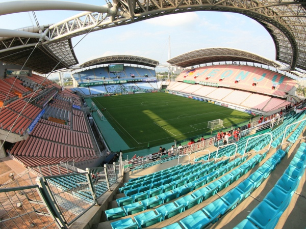 Jeonju World Cup Stadium, Jeonju