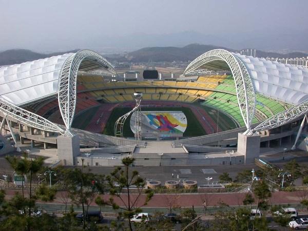 Daegu Main Stadium, Daegu