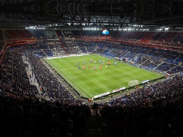 Groupama Stadium, Décines-Charpieu