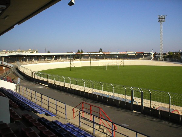 Stade de Venoix - Claude-Mercier, Caen