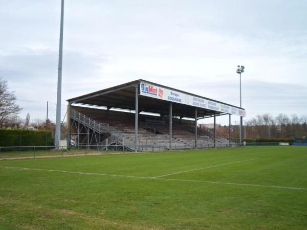 Stade de l'Abbé Deschamps (annexe 3), Auxerre