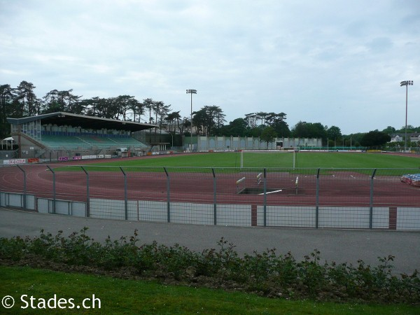 Stade Maurice Postaire, Cherbourg