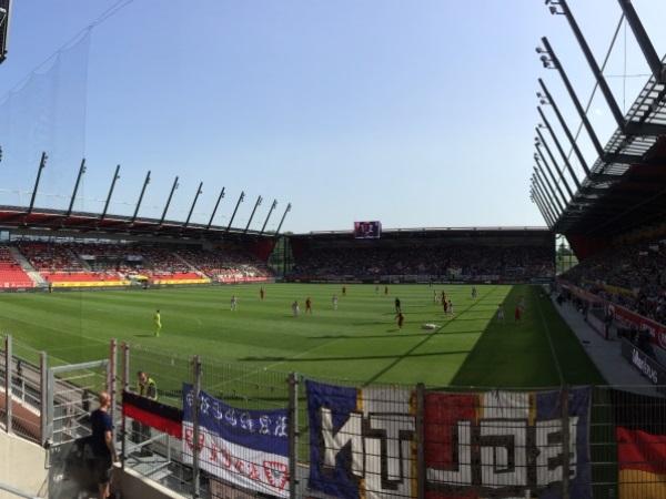 Continental Arena, Regensburg