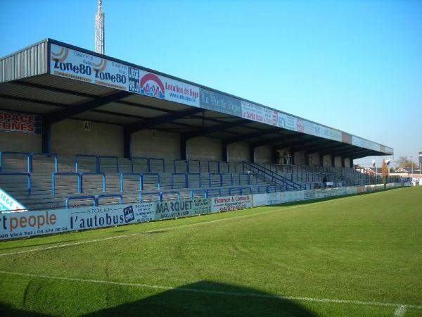 Stade de la Cité de l'Oie, Visé