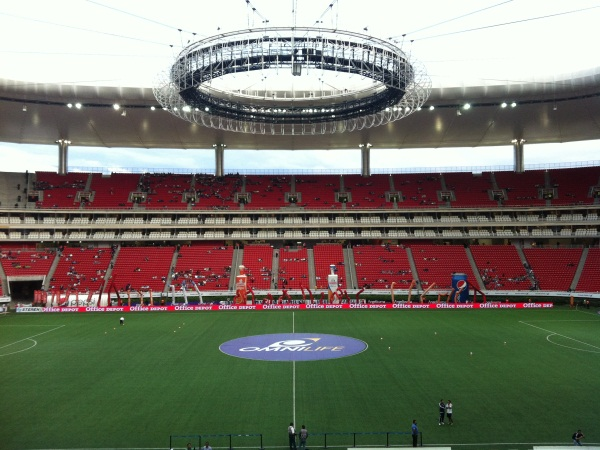 Estadio Omnilife, Zapopan, Guadalajara
