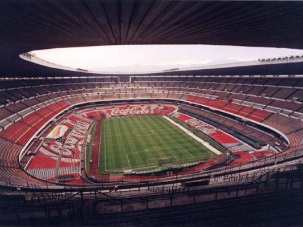 Estadio Azteca, Coyoacán, Ciudad de México (D.F.)