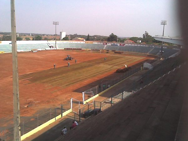 Estádio José Maria de Campos Maia, Mirassol, São Paulo