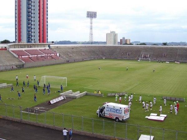Estádio Vail Chaves, Mogi Mirim, São Paulo