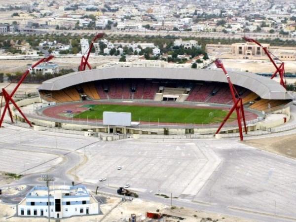 Stād al-Bahrayn al-Watanī (Bahrain National Stadium), Riffa