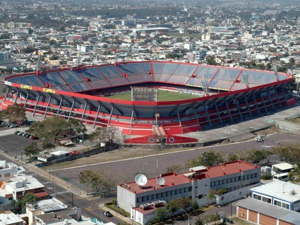 Estadio Luis de la Fuente, Veracruz