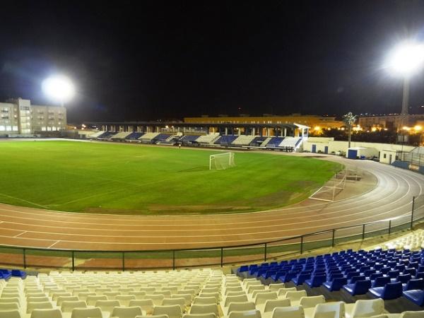 Estadio Álvarez Claro, Melilla
