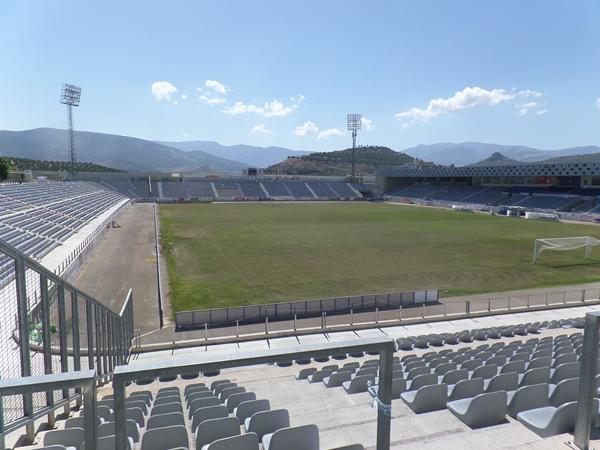 Nuevo Estadio La Victoria, Jaén