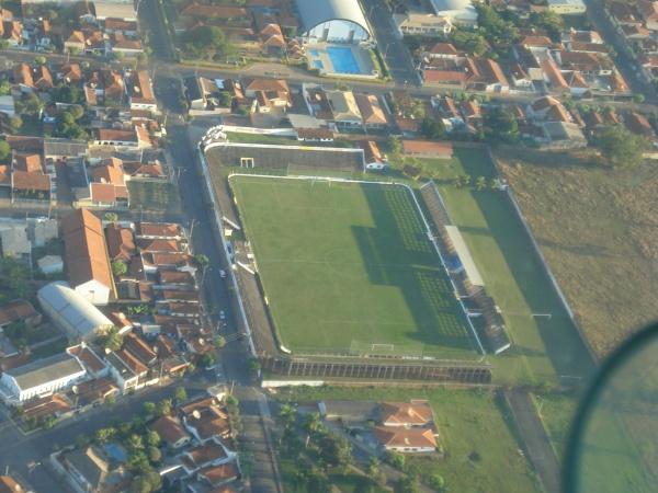 Estádio Otacília Patrício Arroyo, Monte Azul Paulista, São Paulo