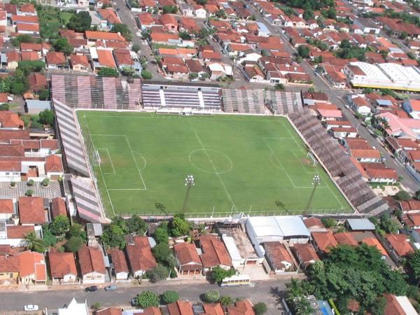 Estádio dos Amaros, Itápolis, São Paulo