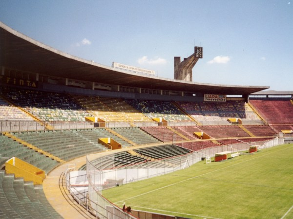 Estádio Dr. Oswaldo Teixeira Duarte, São Paulo, São Paulo