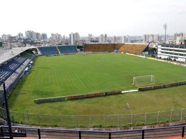 Estádio Municipal Anacleto Campanella, São Caetano do Sul, São Paulo