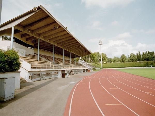 Mikkelin Urheilupuisto, Mikkeli