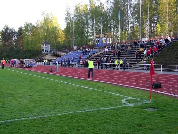 Vuosaaren Urheilukenttä, Helsinki
