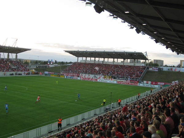 Stadion Zwickau, Zwickau