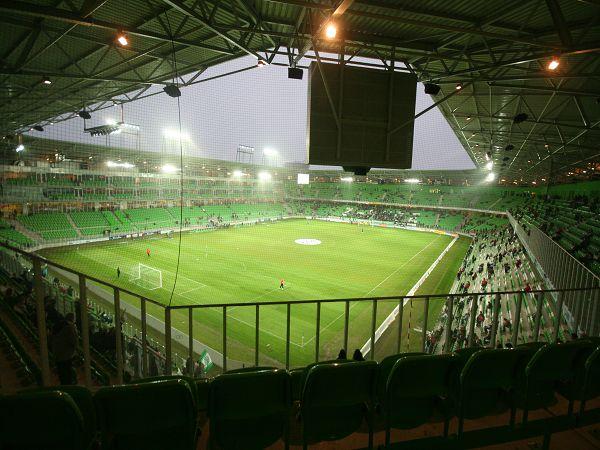 Noordlease Stadion, Groningen