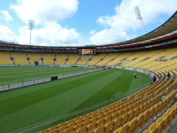 Westpac Stadium, Wellington