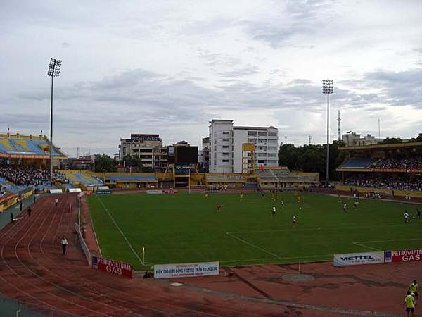 Sân vận động Hàng Đẫy (Hang Day Stadium), Hà Nội (Hanoi)