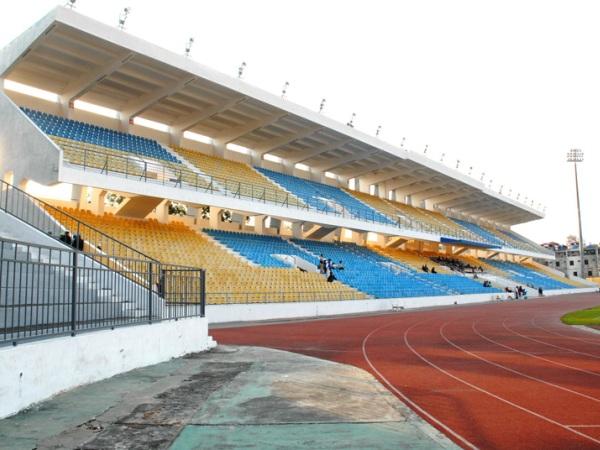 Sân vận động Lạch Tray (Lach Tray Stadium), Hải Phòng (Hai Phong)