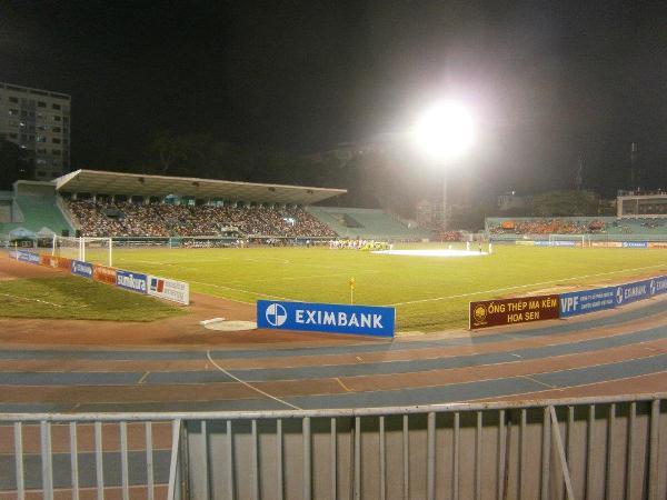 Sân vận động Thống Nhất (Thong Nhat Stadium), Thành phố Hồ Chí Minh (Ho Chi Minh City)
