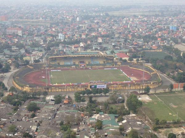 Sân vận động Vinh (Vinh Stadium), Vinh