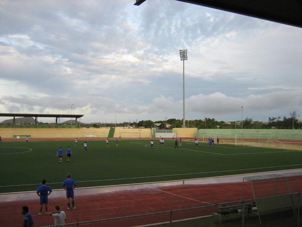 Stadion Ergilio Hato, Willemstad, Curaçao