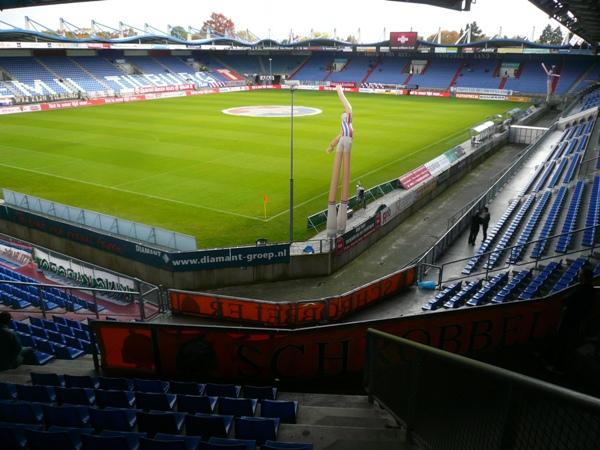 Koning Willem II Stadion, Tilburg