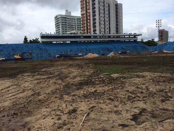 Estádio Leônidas Sodré de Castro (Leônidas Castro), Belém, Pará