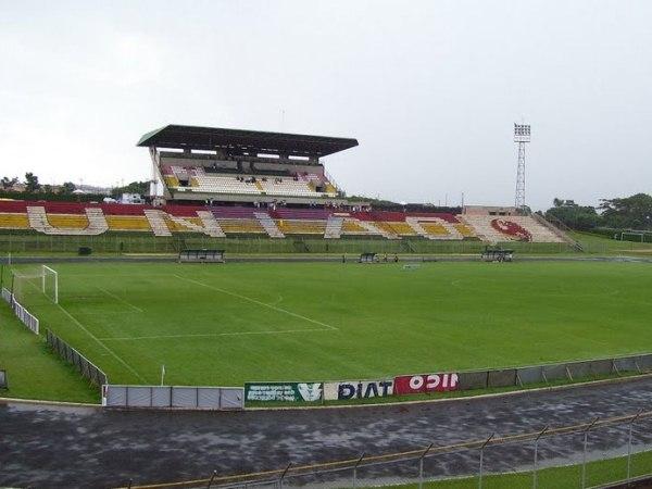 Estádio Dr. Hermínio Ometto, Araras, São Paulo