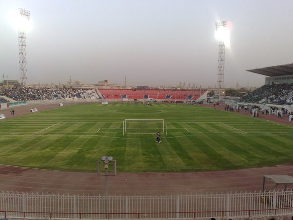 Al Kuwait Sports Club Stadium, Madīnat al-Kuwayt (Kuwait City)