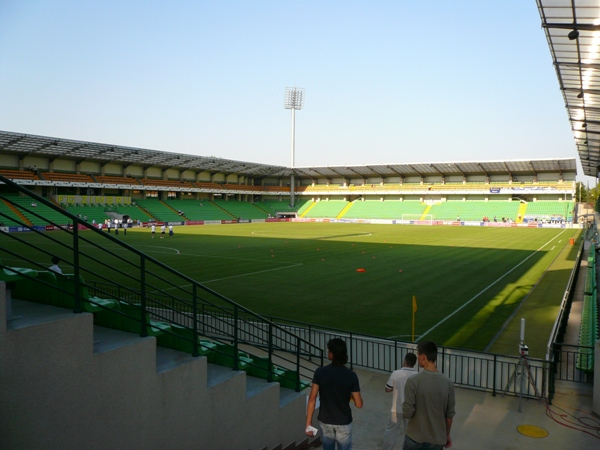 Stadionul Zimbru, Chişinău