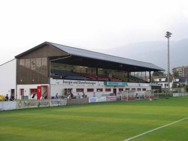 Stadion FC Solothurn, Solothurn